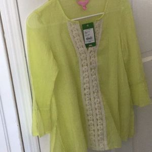 Lilly Pulitzer Tops - Lilly Pulitzer NWT Luci Tunic XXS
